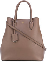 Max Mara classic tote - women - Cattle Horn/polyurethane - One Size