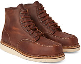 Red Wing Shoes 1907 Classic Moc Leather Boots - Brown