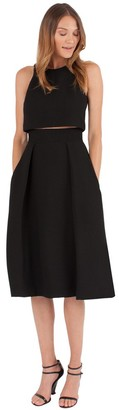 Black Halo Sanibel Two Piece Dress