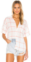 Frank And Eileen Rose Short Sleeve Button Down