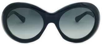 Oliver Goldsmith Sunglasses Audrey 1963 Black