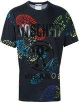 Moschino boot print T-shirt