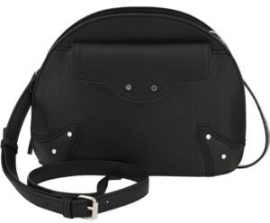 Kensie Women's Moto Dome Crossbody Bag