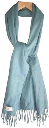 Ermenegildo Zegna Blue Cashmere Scarves & pocket squares