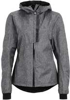 Craft RIDE Hardshell jacket dark grey melange/black
