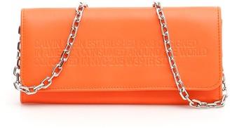 Calvin Klein Fold-Over Clutch Bag
