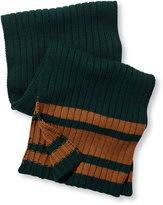 L.L. Bean Caribou Knit Scarf