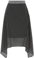 Coast Sena Stripey Skirt