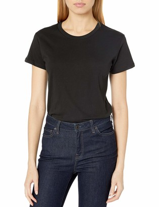 Alternative Women's Basic Short Sleeve Crew Neck Tee