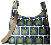 Orla Kiely Love Birds Print Midi Sling Bag Handbags