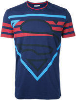 Iceberg Superman print T-shirt - men - Cotton - M