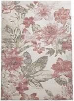 Kaleidoscope Distressed Floral Rug