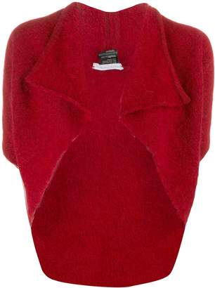 Societe Anonyme Warmy short-sleeve jacket