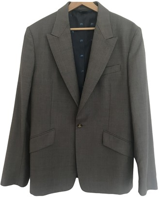 Vivienne Westwood Grey Wool Jackets