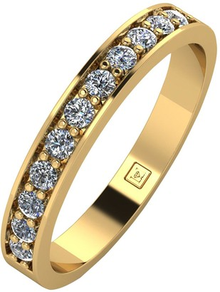 Moissanite Lady Lynsey 9Ct Gold 1Ct Eternity Ring