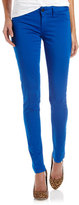Fade To Blue Classic Skinny Jeans, Cobalt