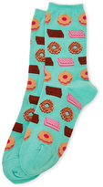 Hot Sox Cookies Crew Socks