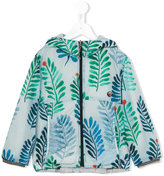 Bellerose Kids - floral print jacket - kids - Nylon/Cotton/Polyester - 4 yrs