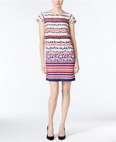 Kensie Printed Shift Dress