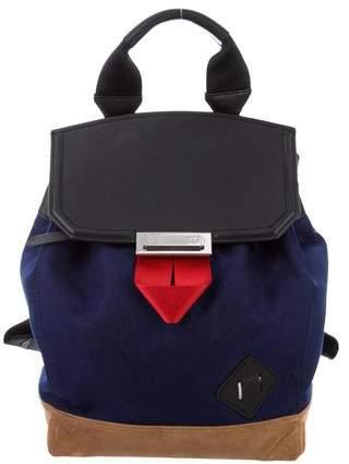 Alexander Wang Prisma Skeletal Backpack