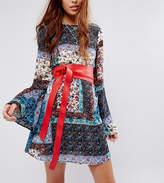 Glamorous Oversized Obi Wrap Waist Belt
