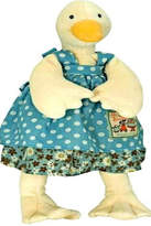 Moulin Roty Goose Soft Toy