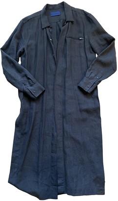 Etudes Studio Blue Cotton Coats