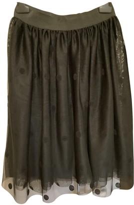 Des Petits Hauts Black Skirt for Women
