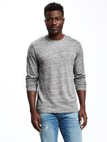 Old Navy Soft-Washed Heather Tee for Men