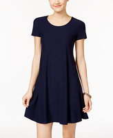 Planet Gold Juniors' Fit & Flare Dress