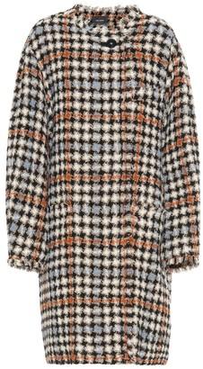 Isabel Marant Zaban tweed coat