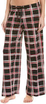 Hue Window Brush Pajama Pant