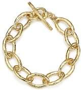 Ippolita 18K Gold Glamazon Mini Bastille Link Bracelet