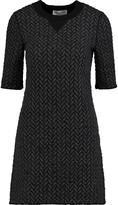 Sonia Rykiel Jacquard-knit mini dress