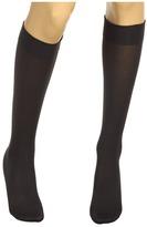 Wolford Velvet De Luxe 50 Knee-Highs Women's Knee High Socks Shoes