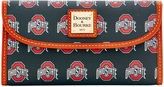 Dooney & Bourke NCAA Ohio State Continental Clutch