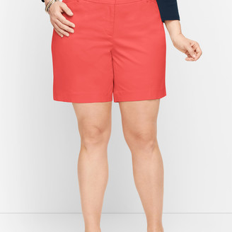 """Talbots Perfect Shorts 7"""" - Solid"""