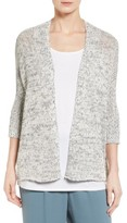 Eileen Fisher Women's Boxy Cardigan