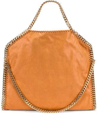 Stella McCartney 3 Chain Falabella Bag in Tan | FWRD