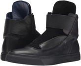 Viktor & Rolf Suede and Leather Hi-Top with Elastic Closure