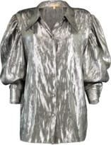 Michael Kors Puff Sleeve Shirt