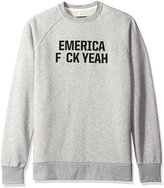 Emerica Men's F_Ck Yeah Crew Fleece Sweatshirt