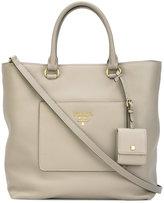 Prada large shopping bag