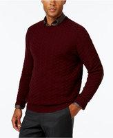 Tasso Elba Men's Chevron Sweater, Only at Macy's