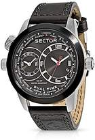 Sector Men's R3251102125 Urban Oversize Analog Stainless Steel Watch