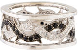 Stephen Webster Diamond & Sapphire Thorn Ring