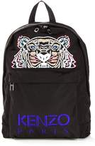 Kenzo Canvas Tiger Backpack