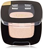 L'Oreal Cosmetics Colour Riche Monos Eyeshadow, Little Beige Dress, 0.12 Ounce