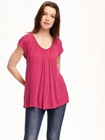 Old Navy Drapey Swing Top for Women