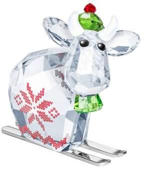 Swarovski Holiday Winter Mo Crystal Figurine